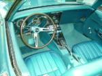 1968 CHEVROLET CORVETTE CONVERTIBLE - Interior - 96467