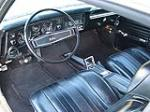 1969 CHEVROLET CHEVELLE SS 2 DOOR COUPE - Interior - 96490