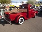 1951 DODGE B-3B CUSTOM PICKUP - Rear 3/4 - 96501
