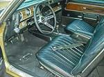 1972 OLDSMOBILE CUTLASS SUPREME CUSTOM CONVERTIBLE - Interior - 96521