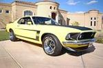 1969 FORD MUSTANG BOSS 302 2 DOOR FASTBACK - Front 3/4 - 96533