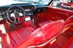 """1970 CHEVROLET CHEVELLE SS CUSTOM """"PROJECT AMERICAN HEROES"""" - Interior - 96543"""