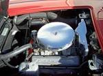 1962 CHEVROLET CORVETTE CONVERTIBLE - Engine - 96559