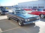 1967 PLYMOUTH GTX CUSTOM CONVERTIBLE - Side Profile - 96564