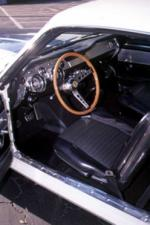 1967 FORD MUSTANG CUSTOM FASTBACK - Interior - 96583