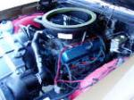 1970 OLDSMOBILE 442 W30 COUPE - Engine - 96592