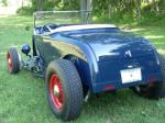1929 FORD HI-BOY CUSTOM ROADSTER - Rear 3/4 - 96606