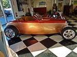 1933 FORD HI-BOY CUSTOM SPEEDSTAR ROADSTER - Side Profile - 96624