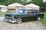 1956 CHEVROLET NOMAD CUSTOM WAGON - Side Profile - 96663