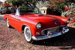 1955 FORD THUNDERBIRD CONVERTIBLE - Front 3/4 - 96707