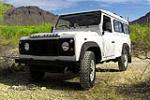 2002 LAND ROVER CUSTOM SUV - Front 3/4 - 96710