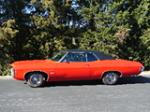 1969 CHEVROLET IMPALA SS 2 DOOR COUPE - Side Profile - 96729