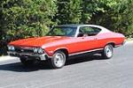 1968 CHEVROLET CHEVELLE SS 396 COUPE - Front 3/4 - 96730