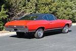 1968 CHEVROLET CHEVELLE SS 396 COUPE - Rear 3/4 - 96730