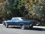 1966 CHEVROLET CHEVELLE SS 396 CONVERTIBLE - Rear 3/4 - 96734