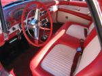 1955 FORD THUNDERBIRD CONVERTIBLE - Interior - 96740