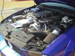 2005 SHELBY WEST COAST CUSTOMS MUSTANG COUPE - Engine - 96743