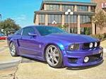 2005 SHELBY WEST COAST CUSTOMS MUSTANG COUPE - Front 3/4 - 96743