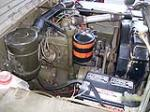 1945 WILLYS MILITARY JEEP  - Engine - 96748