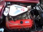 1967 CHEVROLET CORVETTE CONVERTIBLE - Engine - 96753