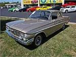 1961 CHEVROLET BEL AIR CUSTOM 2 DOOR SEDAN - Front 3/4 - 96779