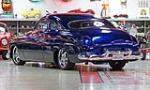 1950 MERCURY CUSTOM COUPE - Rear 3/4 - 96808
