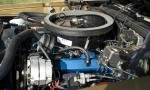 1970 OLDSMOBILE 442 CONVERTIBLE - Engine - 96850
