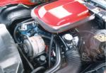 1977 PONTIAC FIREBIRD TRANS AM COUPE - Engine - 96855