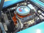1970 CHEVROLET CORVETTE CONVERTIBLE - Engine - 96866