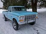 1974 FORD F-250 PICKUP - Front 3/4 - 96876