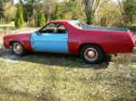 1973 CHEVROLET EL CAMINO PICKUP - Side Profile - 96917