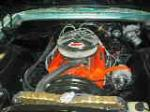 1963 CHEVROLET IMPALA SS 2 DOOR COUPE - Engine - 96935