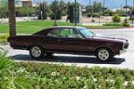 1966 PONTIAC GTO 2 DOOR HARDTOP - Side Profile - 96972