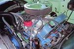 1966 FORD F-250 CUSTOM HIGHBOY PICKUP - Engine - 97000