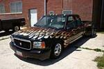 1989 GMC SIERRA CUSTOM PICKUP - Front 3/4 - 97009