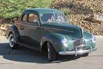 1940 FORD 5 WINDOW COUPE - Front 3/4 - 97013
