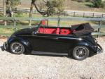 1961 VOLKSWAGEN BEETLE CUSTOM CONVERTIBLE - Side Profile - 97033