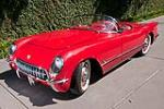 1954 CHEVROLET CORVETTE CONVERTIBLE - Front 3/4 - 97049