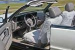 1988 LINCOLN CONTINENTAL MARK VII CUSTOM CONVERTIBLE - Interior - 97068