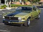 1970 FORD MUSTANG BOSS 302 FASTBACK - Front 3/4 - 97085