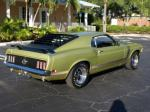 1970 FORD MUSTANG BOSS 302 FASTBACK - Rear 3/4 - 97085