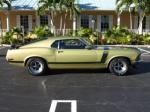 1970 FORD MUSTANG BOSS 302 FASTBACK - Side Profile - 97085