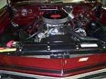 1968 CHEVROLET CHEVELLE MALIBU 2 DOOR CONVERTIBLE - Engine - 97213