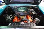 1958 CHEVROLET IMPALA 2 DOOR HARDTOP - Engine - 97239