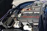 1998 CHEVROLET CORVETTE INDY PACE CAR CONVERTIBLE - Engine - 97242