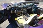 1998 CHEVROLET CORVETTE INDY PACE CAR CONVERTIBLE - Interior - 97242