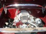1955 CHEVROLET BEL AIR CUSTOM 2 DOOR HARDTOP - Engine - 97426