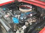 1963 FORD GALAXIE 500 CONVERTIBLE - Engine - 97443