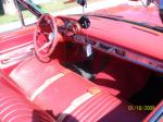1963 FORD GALAXIE 500 CONVERTIBLE - Interior - 97443