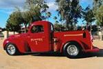 1940 DODGE CUSTOM FIRE TRUCK - Side Profile - 97501